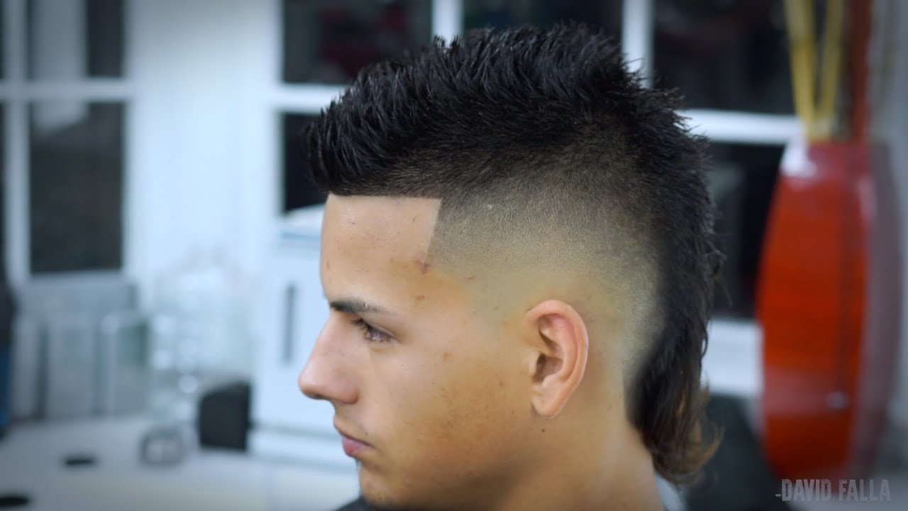 The Best Modern Mullet Siete Hawk Hairstyle How To Faux Hawk Pictures