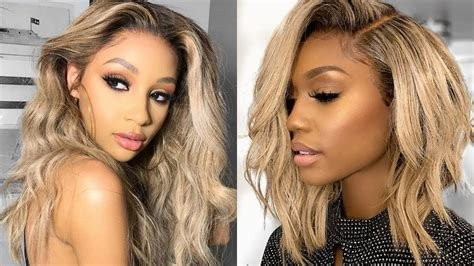 The Best 2018 Fall Winter 2019 Hairstyle Ideas For Black Women Pictures