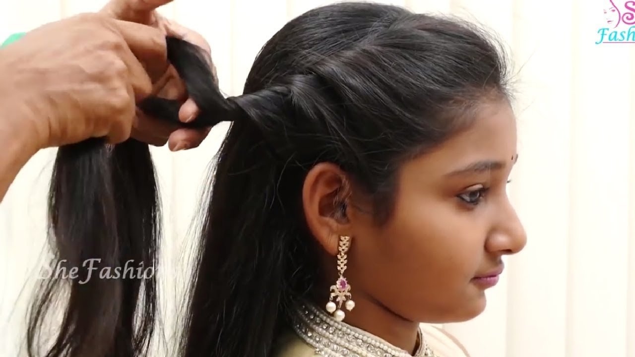 The Best Beautifull And Easy Nice Hairstyles For Cute Little Girls Pictures