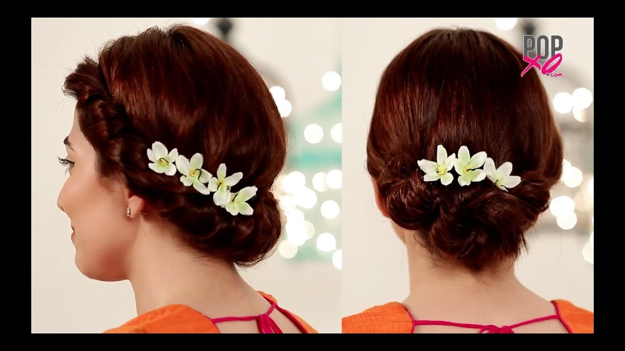 The Best 2 Fab Wedding Hairstyles For Short Hair Popxo Shaadi Pictures