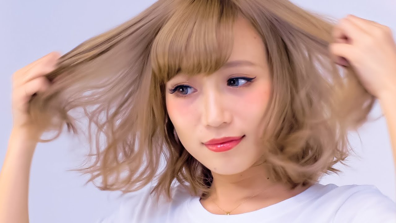 The Best 2 Japanese Neo Gyaru Hairstyles How To Tutorial By Kawaii Pictures
