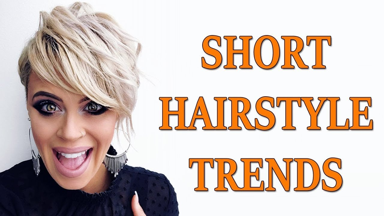 The Best 2019 Short Hairstyle Trends Short Haircuts Hairstyles Pictures