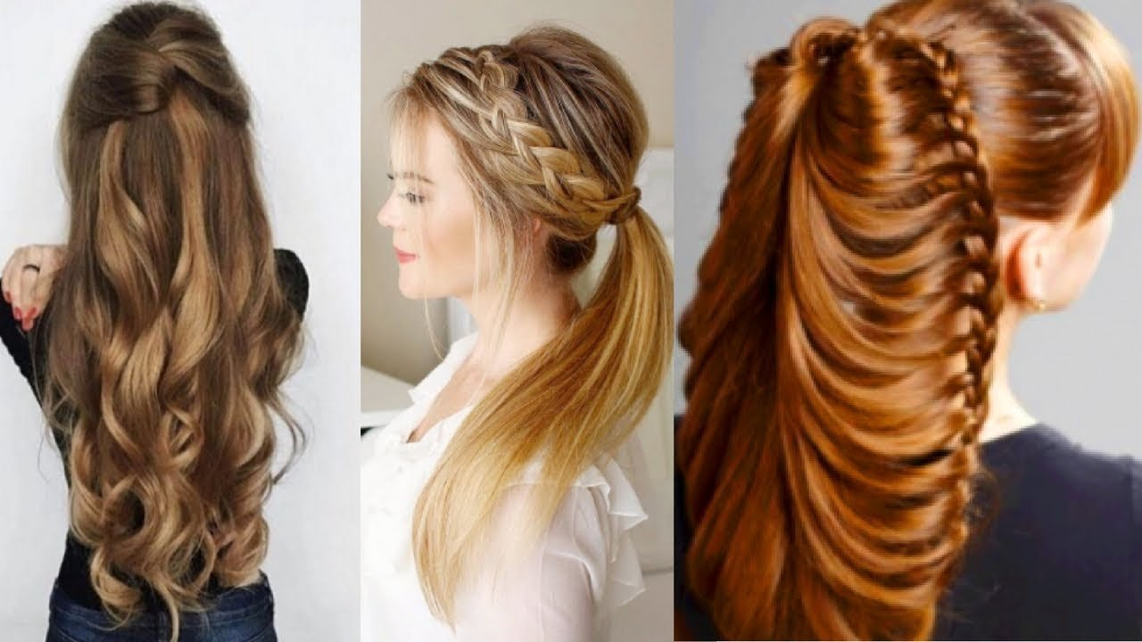 The Best Cute Winter Hairstyles Easy Wedding Hairstyles Pictures