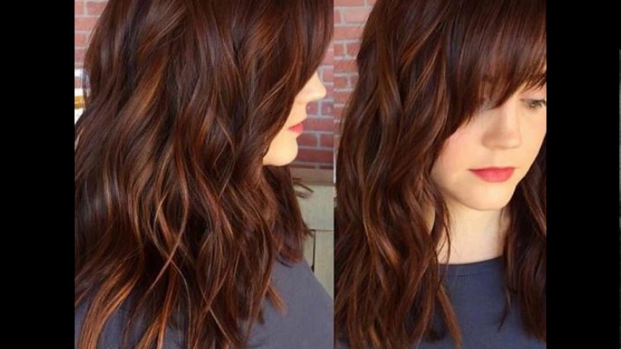 The Best 35 Hot Red Highlights Ideas Hair Color Youtube Pictures
