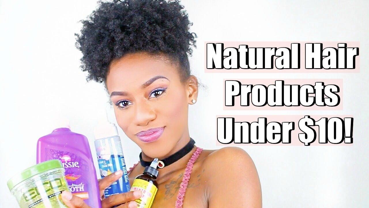 The Best Cheap Natural Hair Products Under 10 That Work Pictures