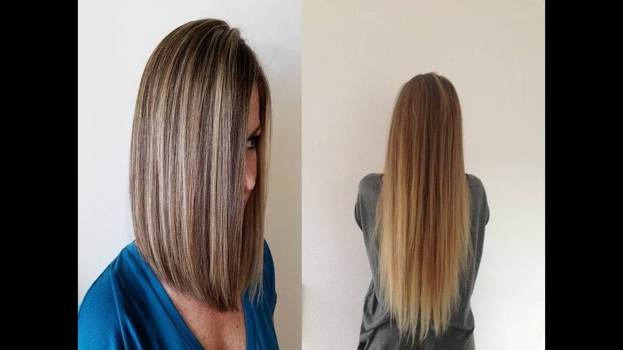 The Best Caramel Brown Hair Color For Long Straight Hair Youtube Pictures