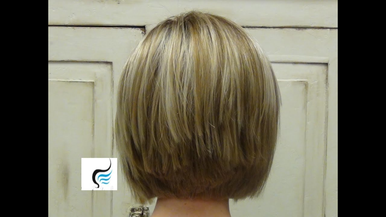 The Best How To Cut A Line Haircut Girls Hairstyles Youtube Pictures