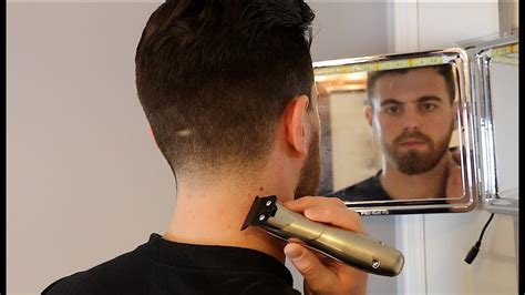 The Best How To Give Yourself A Neck Taper Fade Your Own Hair Pictures