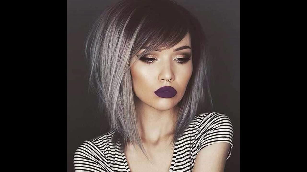 The Best Hair Color Ideas For A Bob Youtube Pictures