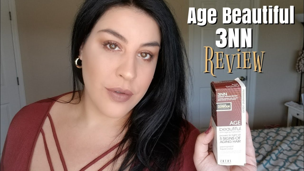 The Best Age Beautiful Hair Color 3Nn Review Application Youtube Pictures