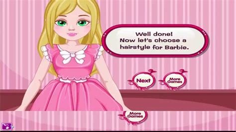 The Best Barbie Lice Control Haircut Games For Girls Barby Pictures