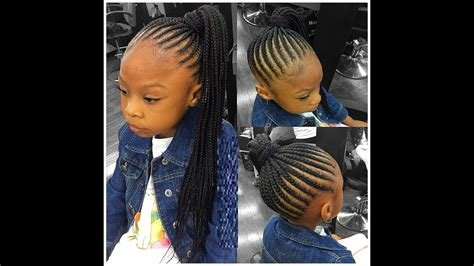 The Best Hair Braiding Styles For Little Girls 2018 Hairstyles Pictures
