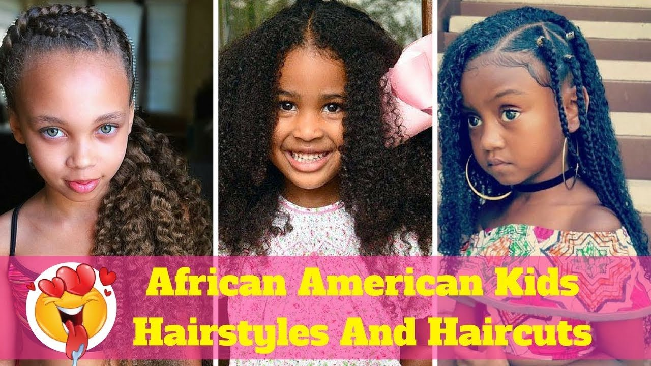 The Best Black African American Kids Hairstyles And Haircuts Youtube Pictures