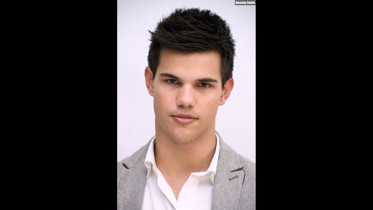 The Best S Taylor Lautner Short Hairstyles For Men Youtube Pictures