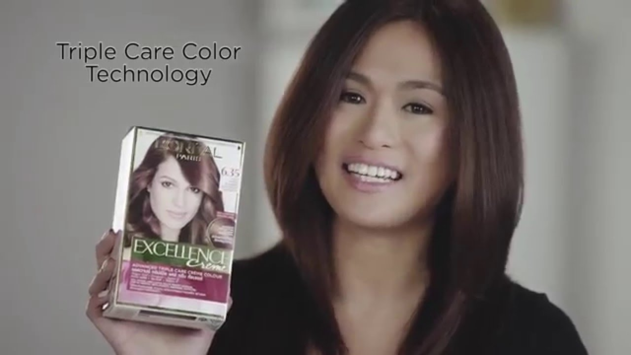 The Best Excellence Creme How To Apply Hair Color L Oréal Paris Pictures