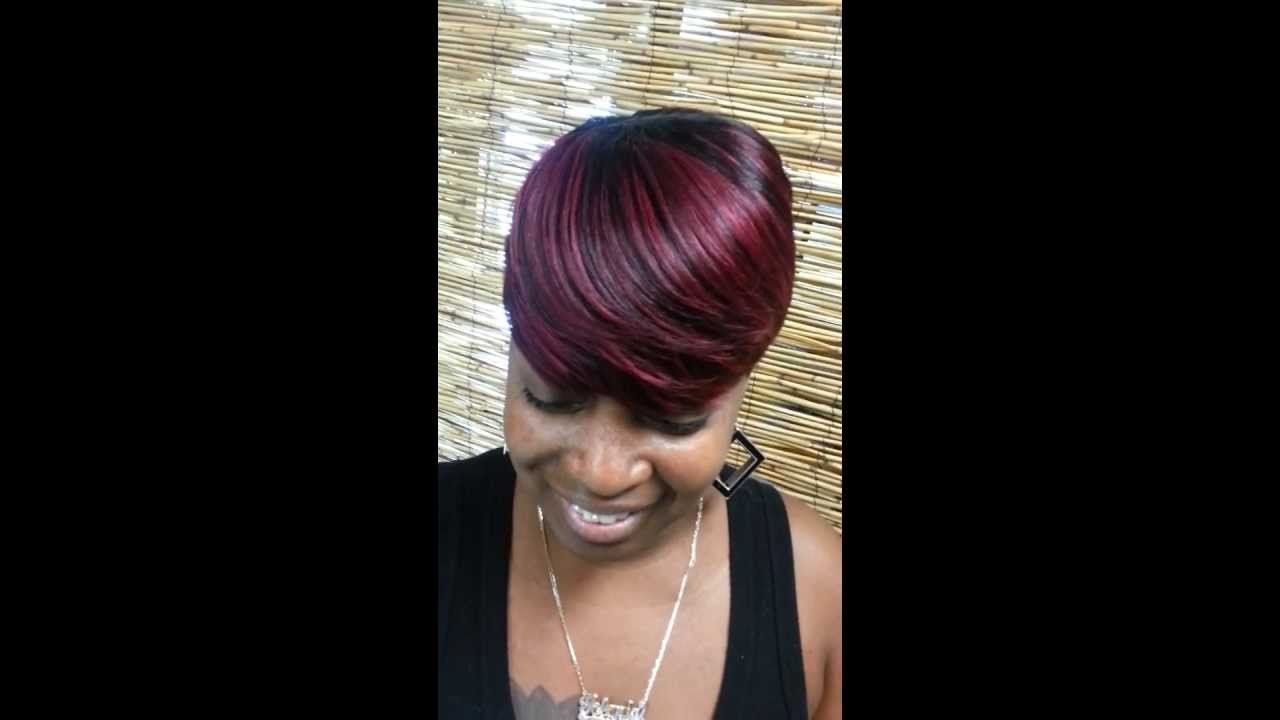 The Best We Love Short Cuts By Jada Quick Weaves Youtube Pictures