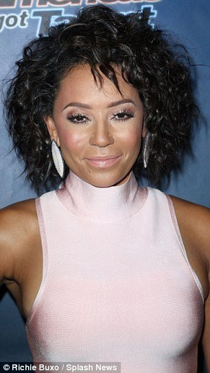 The Best Mel B Confirms Her Scary Spice Look Is Making A Comeback Daily Mail Online Pictures