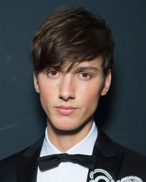 The Best 16 Angular Fringe Hairstyle Ideas For Men Styleoholic Pictures