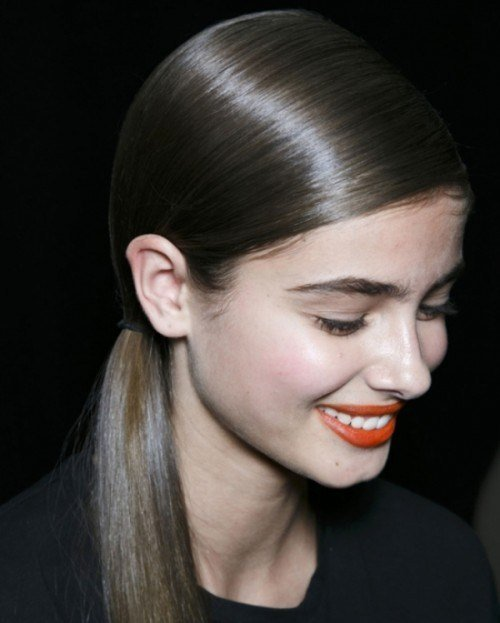 The Best Hairstyle Trends From S S 2014 New York Fashion Week Pictures