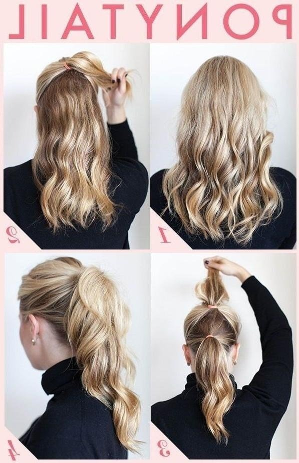 The Best 15 Best Ideas Of Long Hairstyles For Work Pictures