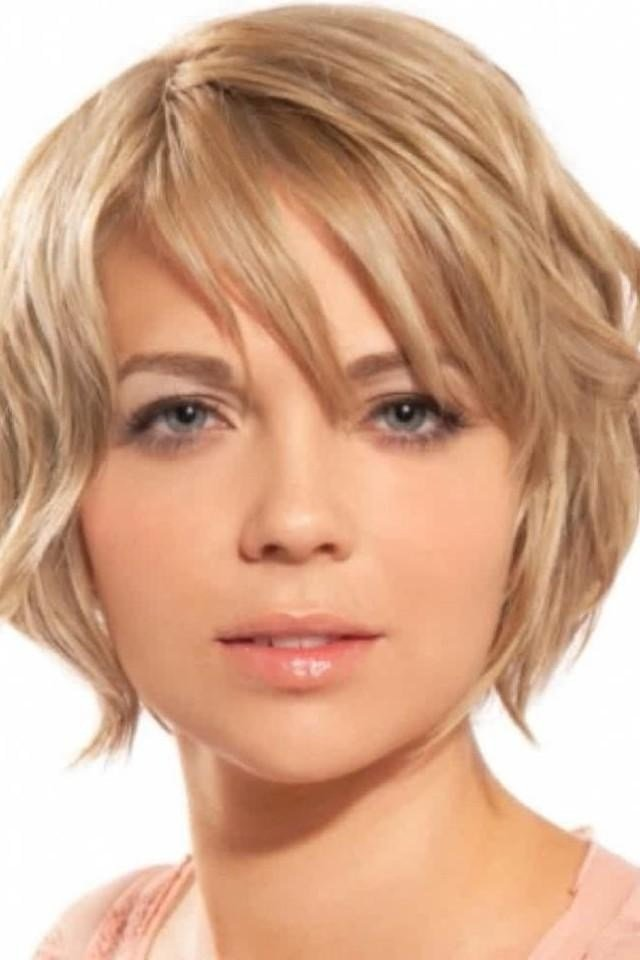 The Best 15 Best Collection Of Short Haircuts For Fine Hair And Pictures