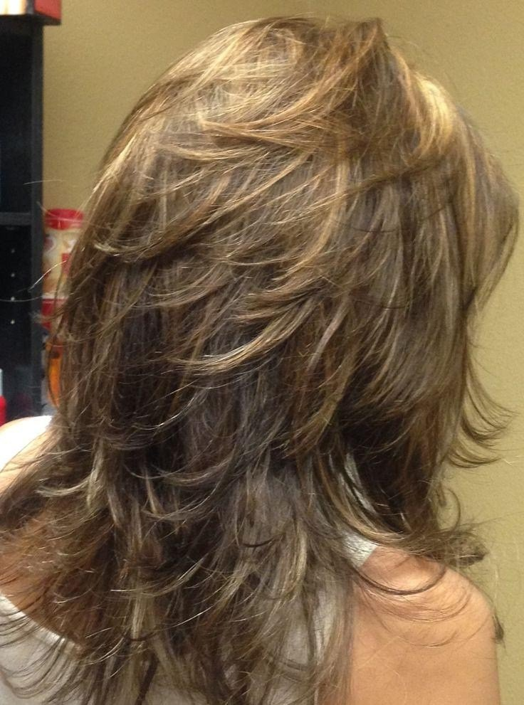 The Best 15 Photo Of Long Hair Short Layers Hairstyles Pictures