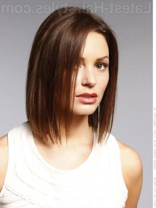 The Best 15 Collection Of Best Hairstyles For Long Thin Faces Pictures