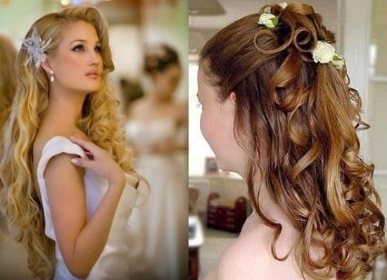The Best 2019 Latest Long Hairstyles For Cocktail Party Pictures