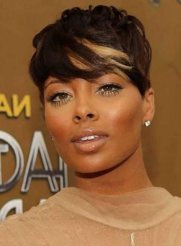 The Best 20 Inspirations Of Soft Short Hairstyles For Black Women Pictures