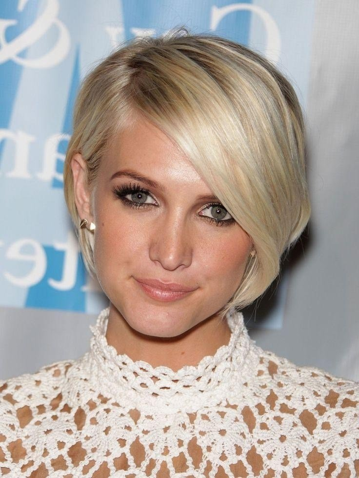 The Best 20 Photo Of Oval Face Shape Short Haircuts Pictures