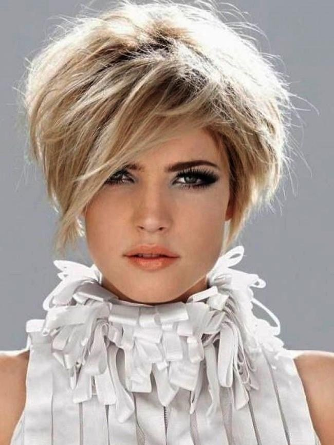 The Best 20 Best Ideas Of Short Hairstyles For Spring Pictures