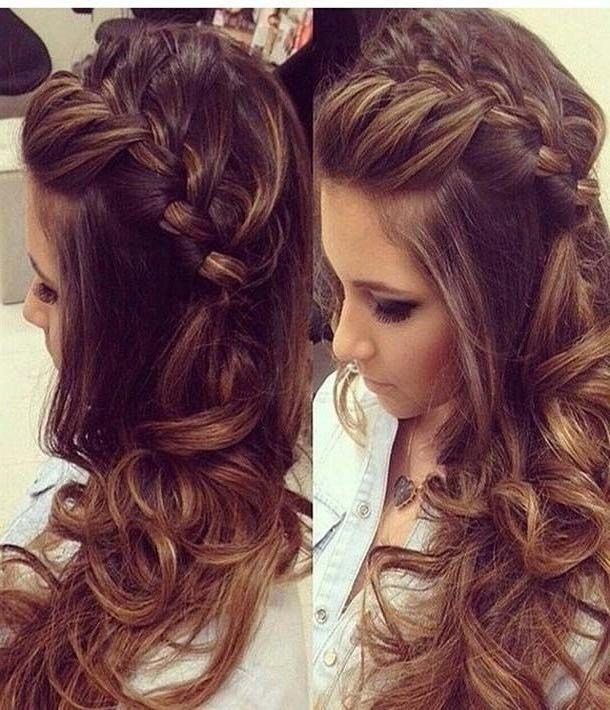 The Best Hairstyles For A Ball Hairstyles By Unixcode Pictures