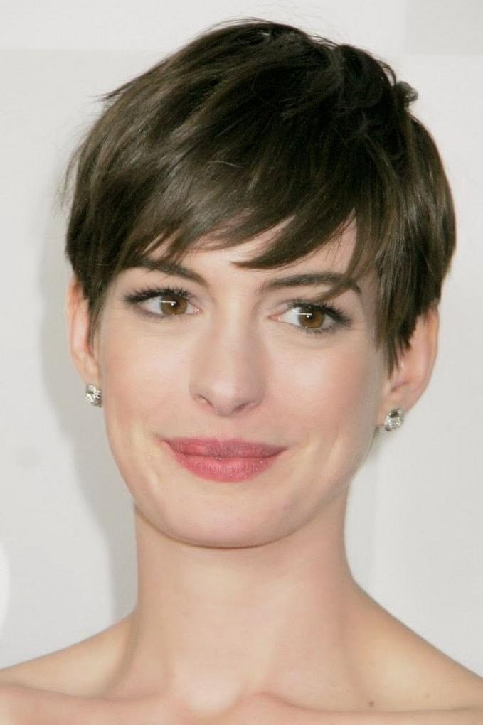The Best 20 Photo Of Short Hairstyles For Small Faces Pictures