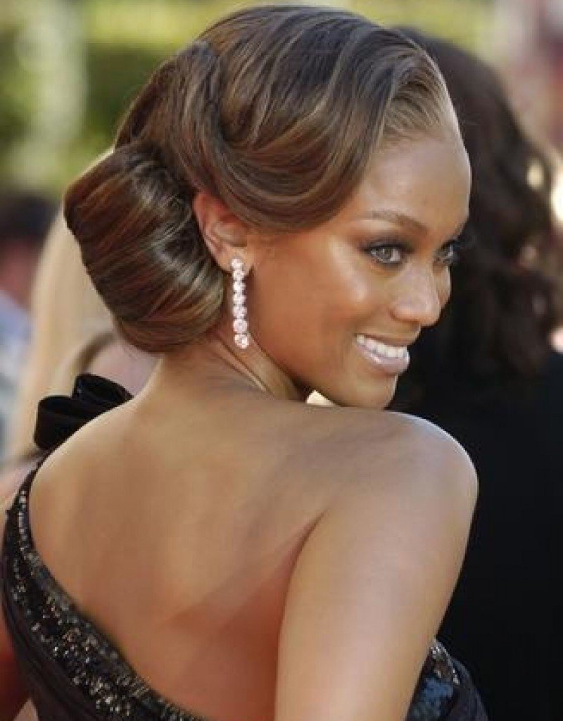 The Best 15 Best Of Updo Hairstyles For Black Tie Event Pictures