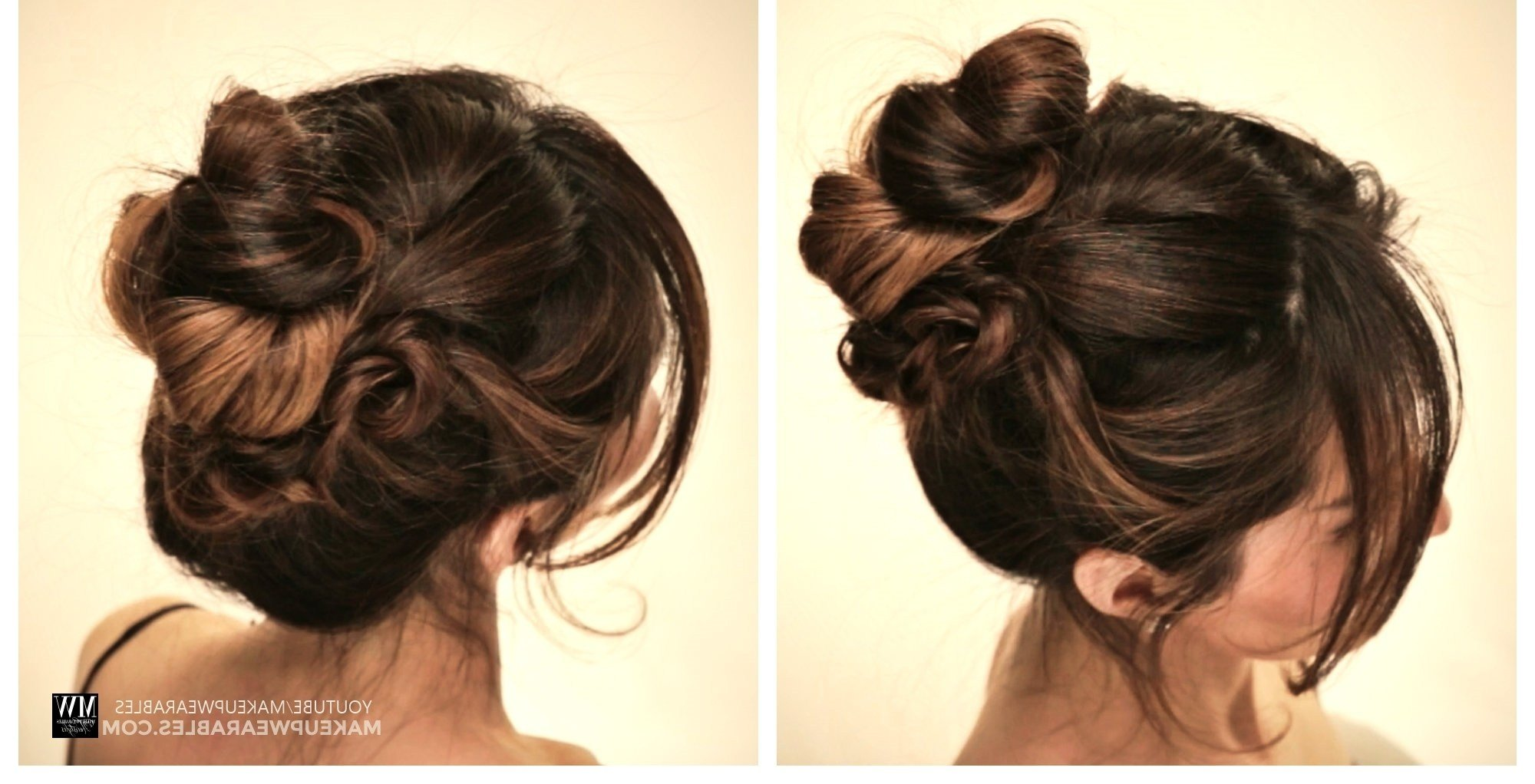 The Best 15 Best Collection Of Fast Updos For Long Hair Pictures