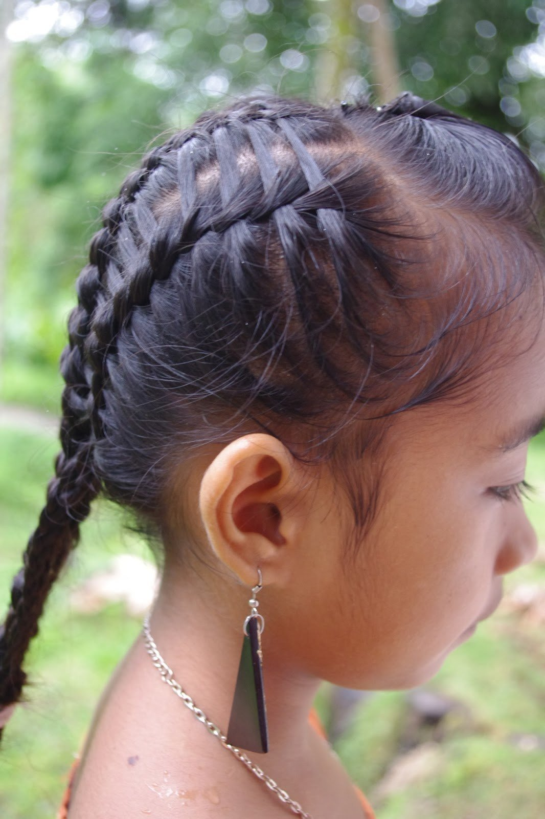 The Best 17 French Braids With Weave New Kimgowerforcongress Com Pictures