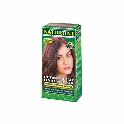 The Best Naturtint 7M Mahogany Blonde Hair Color 1Xkit Pricefalls Pictures