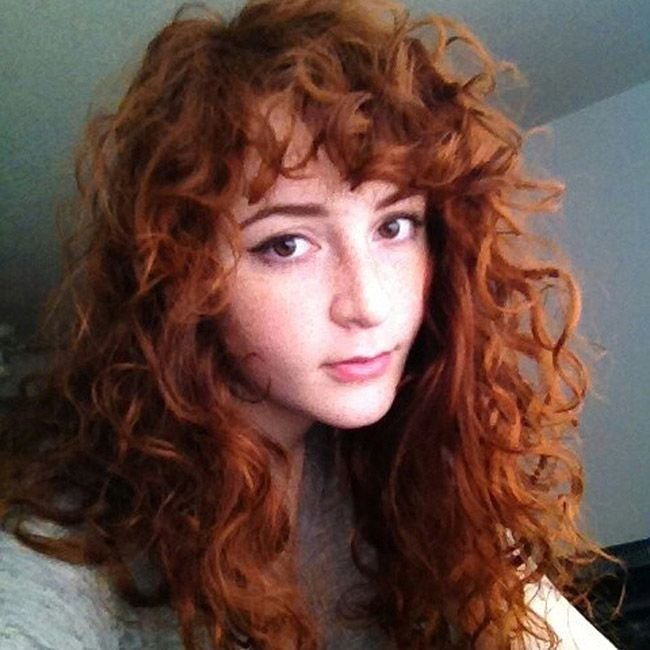 The Best Stop Saying You Can T Have Bangs With Curly Hair Pictures