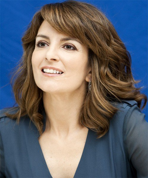 The Best 11 Tina Fey Hairstyles Hair Cuts And Colors Pictures