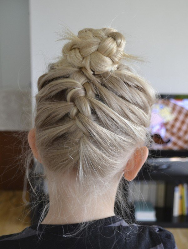 The Best How To French Braid Super Easy French Braid Tutorial Pictures