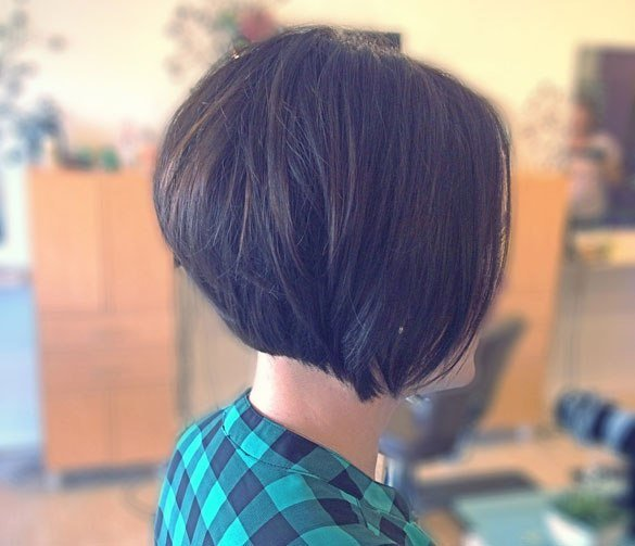 The Best 30 Stacked Bob Haircuts For Sophisticated Short Haired Women Pictures
