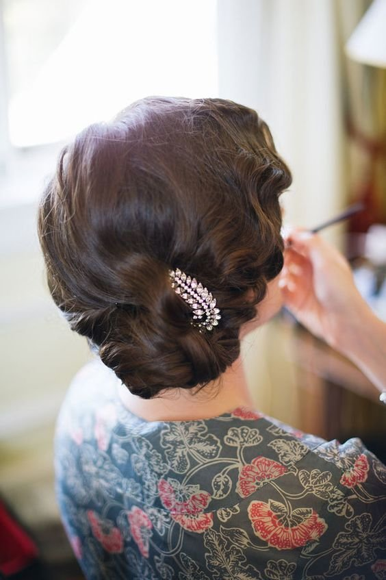 The Best 30 Glamorous Finger Wave Styles For Any Hair Length Pictures