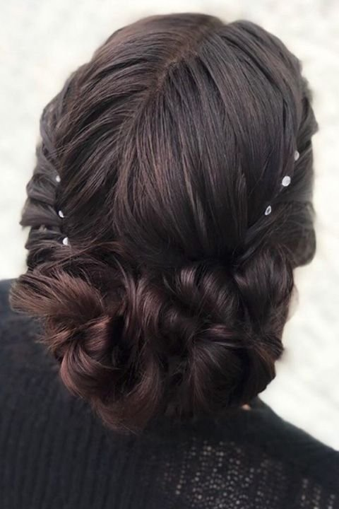 The Best 40 Best Prom Updos For 2019 Easy Prom Updo Hairstyles Pictures