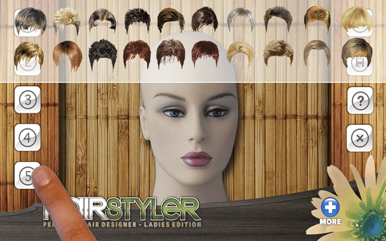 The Best The Hairstyler App Hair Pictures