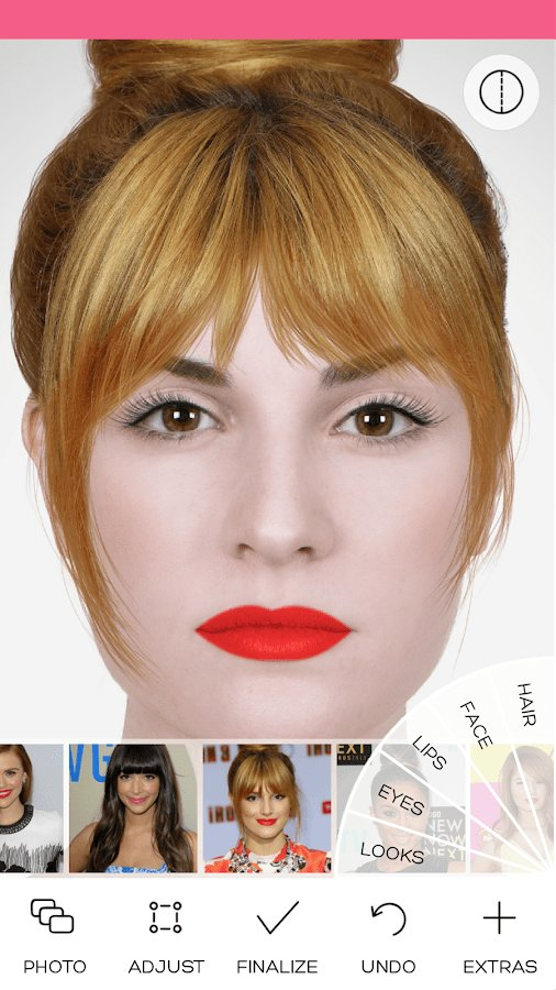 The Best Virtual Makeover Android Apps On Google Play Pictures