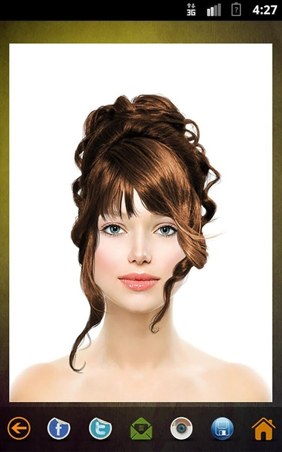 The Best Hair Style Changer Android Apps On Google Play Pictures