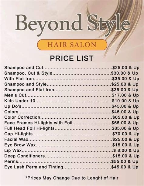 The Best Beyond Style Hair Salon Home Facebook Pictures
