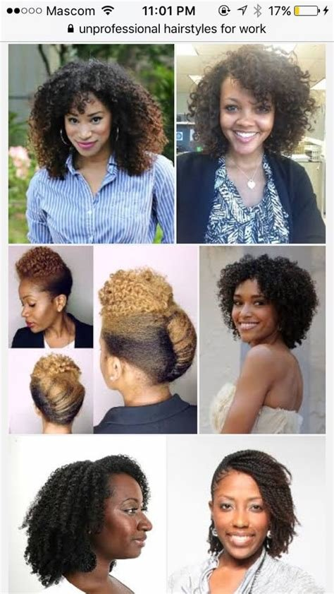 The Best Do Google S Unprofessional Hair Results Show It Is Pictures