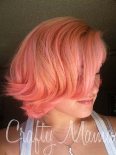 The Best Dye Your Hair With Food Coloring Crafty Mama Pictures