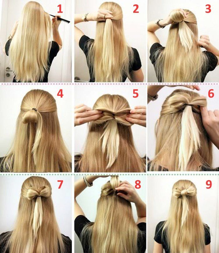 The Best 10 Quick And Easy Hairstyles Step By Step – The Learnify Pictures
